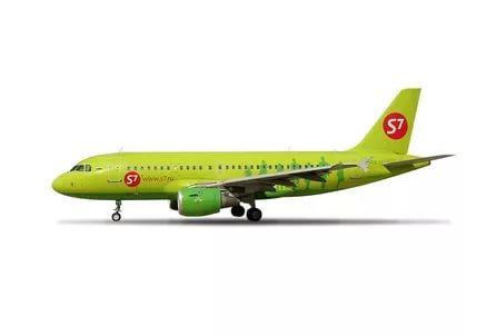 Авиакомпания S7 Airlines запускает новые рейсы из Новосибирска в г. Чолпон-Ата